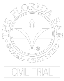 Florida Board Certified Trial Lawyer